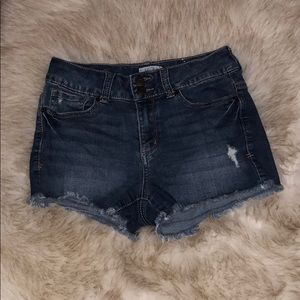 Mudd flx stretch Jean shorts
